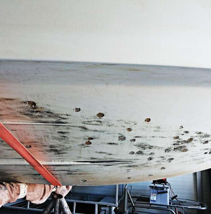 Hajójavítás